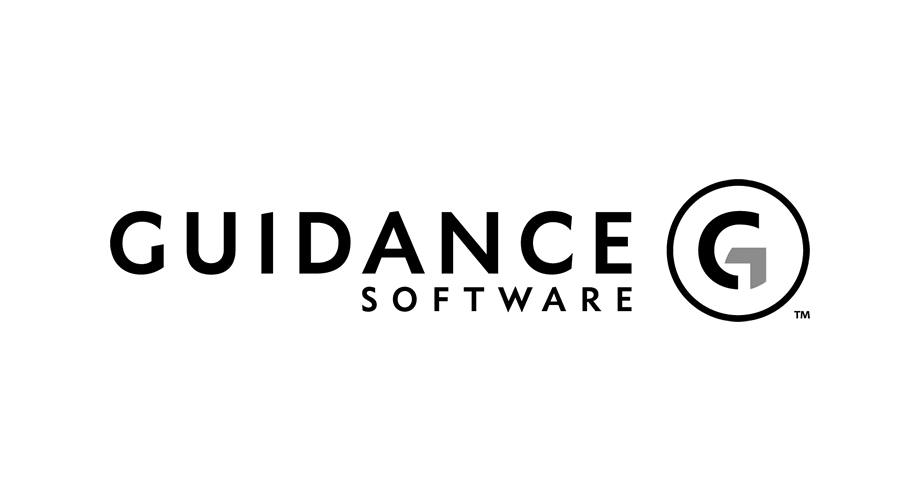 Guidance Software Logo (Grayscale Color)