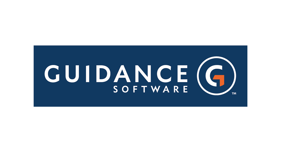 Guidance Software Logo (Reversed Color)