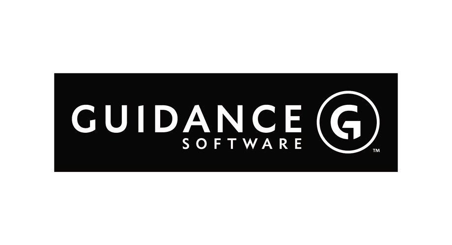 Guidance Software Logo (White Color)
