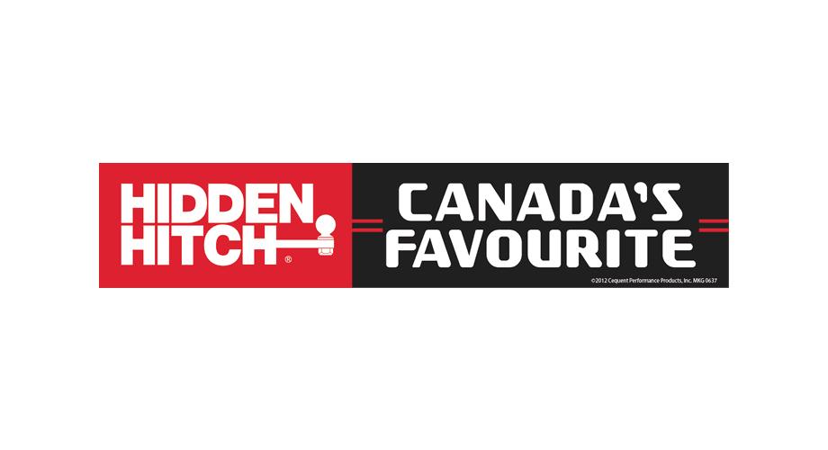 Hidden Hitch Canada's Favourite Logo