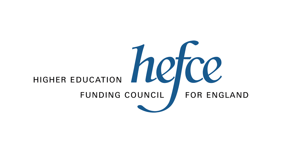 Higher Education Funding Council for England (HEFCE) Logo
