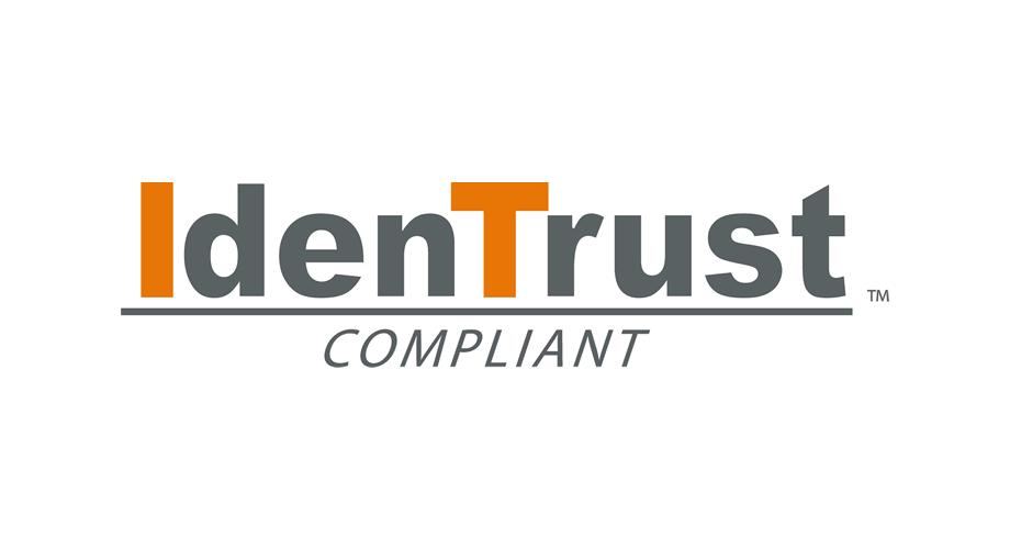 IdenTrust Compliant Logo