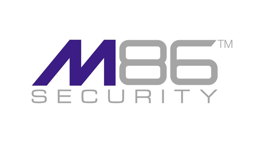 M86 Security Logo