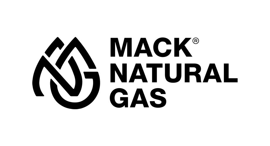 Mack Pinnacle Natural Gas Logo