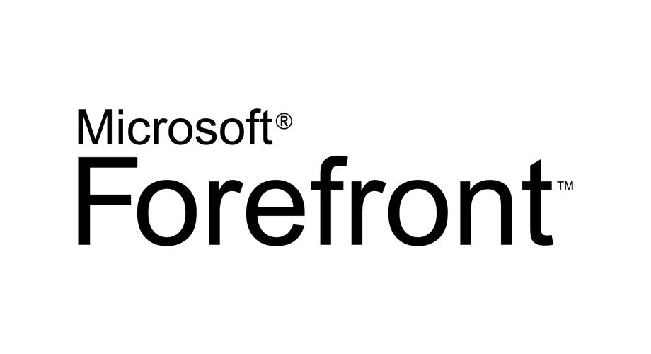 Microsoft Forefront Logo