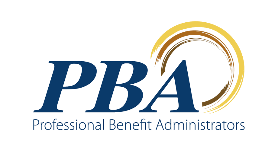 Professional Benefit Administrators (PBA) Logo