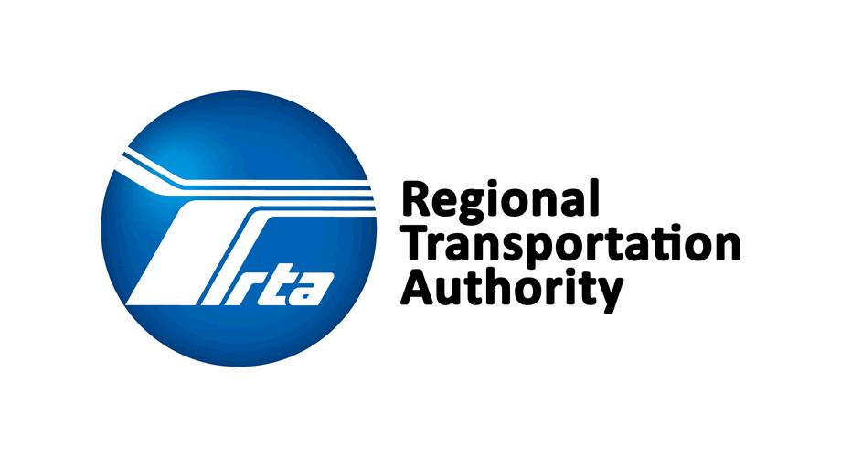 Regional Transportation Authority (RTA) Logo