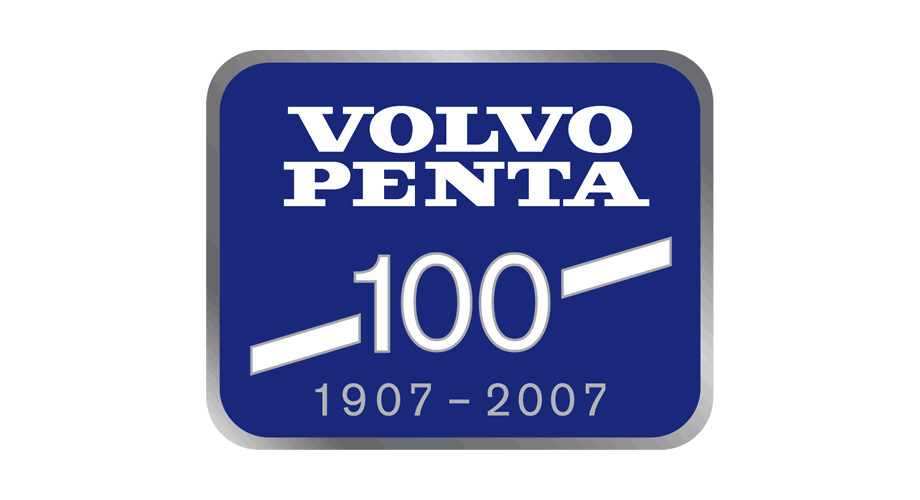Volvo Penta 1907-2007 Logo