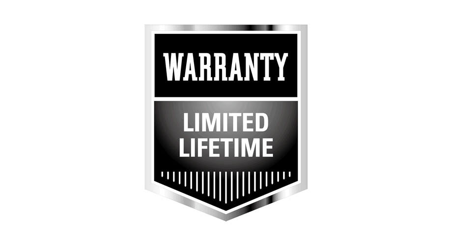 Warranty Limited Lifetime Logo
