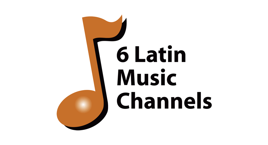 6 Latin Music Channels Logo