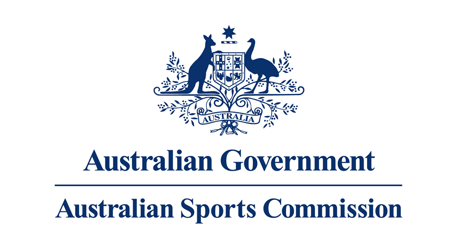 Australian Government Australian Sports Commission (ASC) Logo