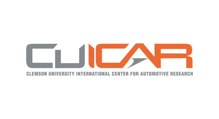 Clemson University International Center for Automotive Research (CU-ICAR) Logo