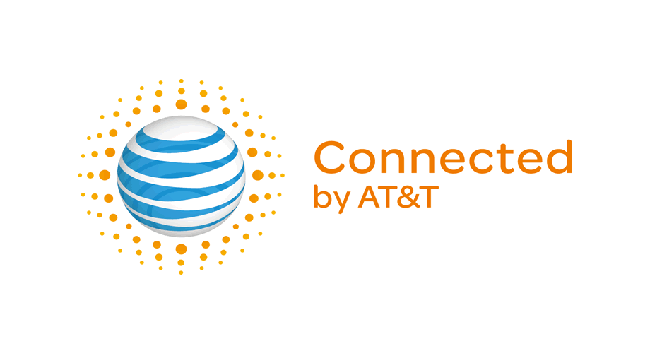 Connected by AT&T Logo