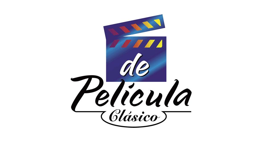 de Película Clásico Logo