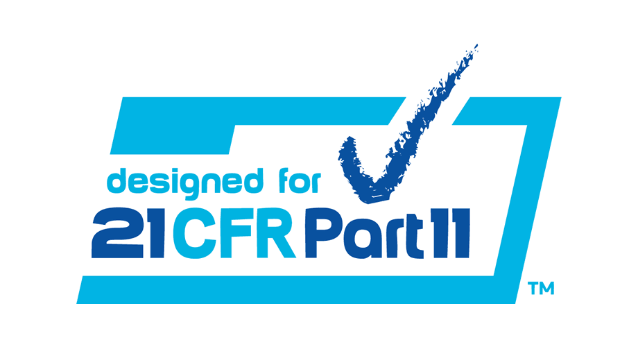 Designed for 21 CFR Part 11 Logo