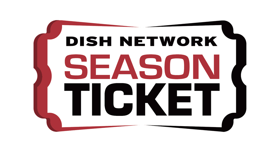 Dish Network Season Ticket Logo