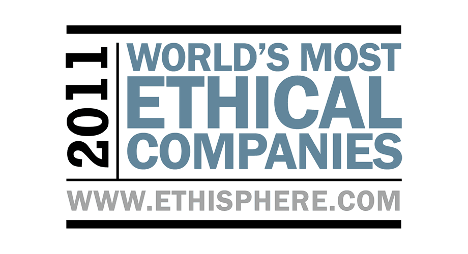 Ethisphere 2011 World's Most Ethical Companies Logo