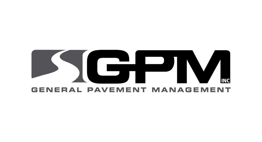 GPM (General Pavement Management) Logo