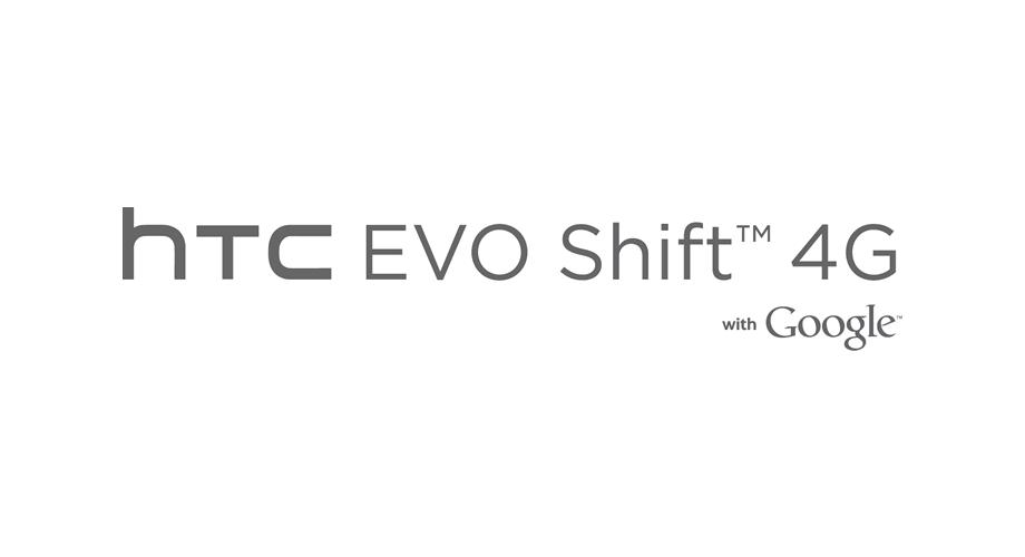 HTC EVO Shift 4G Logo
