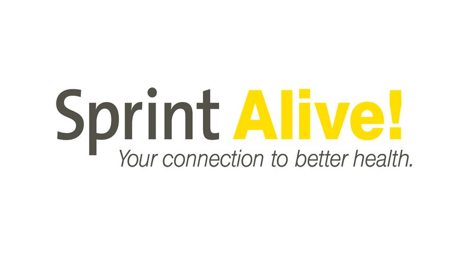 Sprint Alive! Logo