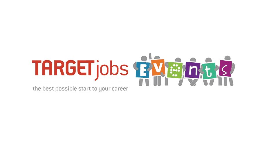 TARGETjobs Events Logo