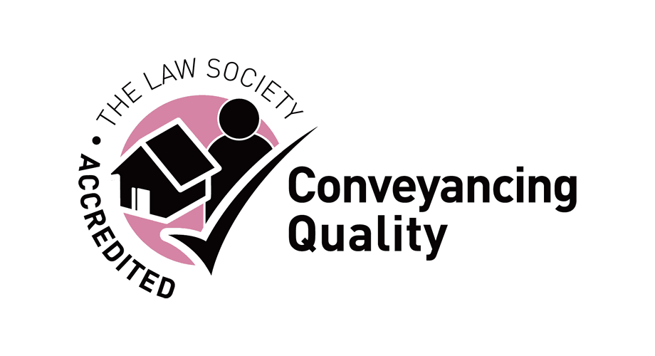 The Law Society Accredited Conveyancing Quality Logo