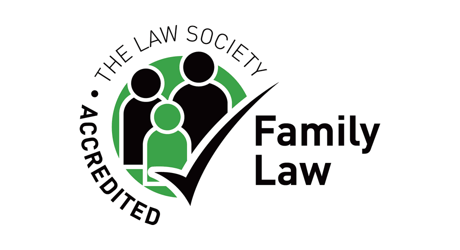 The Law Society Accredited Family Law Logo