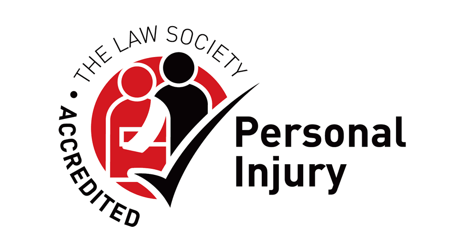 The Law Society Accredited Personal Injury Logo