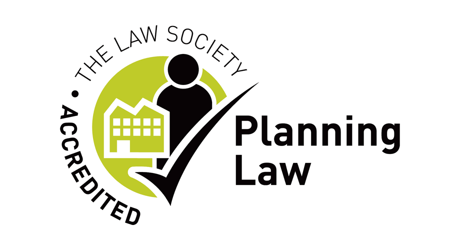The Law Society Accredited Planning Law Logo