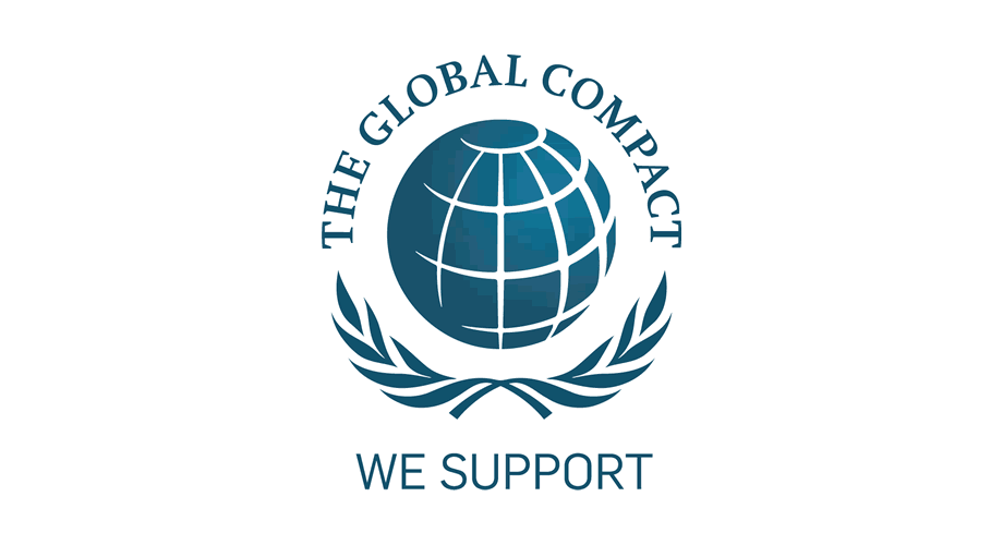 We Support The Global Compact Logo