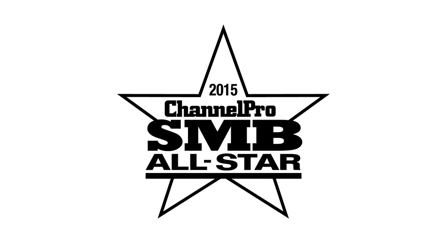 2015 ChannelPro SMB All-Star Logo