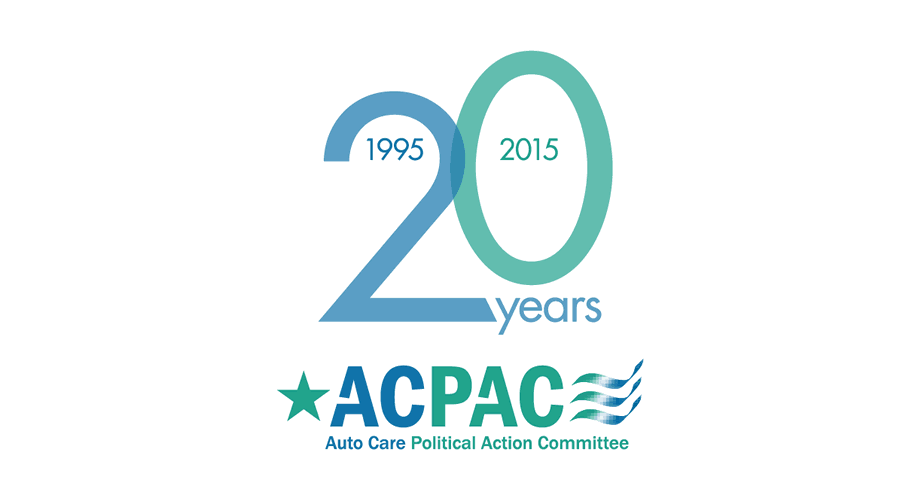 ACPAC 20 Years Logo