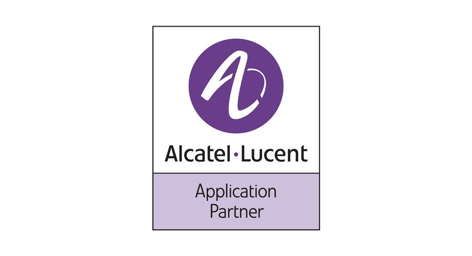 Alcatel-Lucent Application Partner Logo