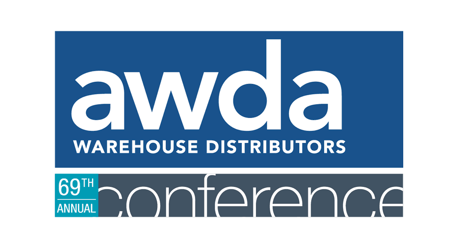AWDA Warehouse Distributors 69th Annual Conference Logo