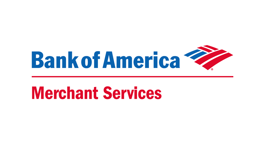 Bank of America Merchant Services Logo