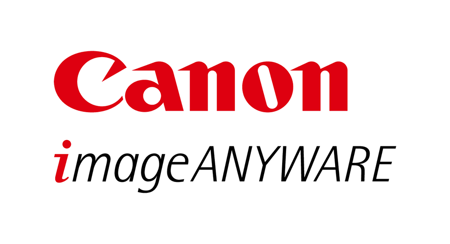 Canon imageANYWARE Logo