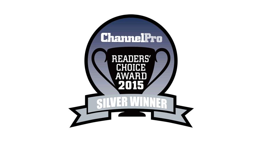 ChannelPro Readers Choice Award 2015 Silver Winner Logo