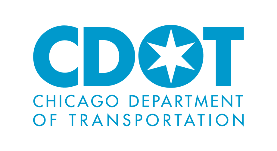 Chicago Department of Transportation (CDOT) Logo