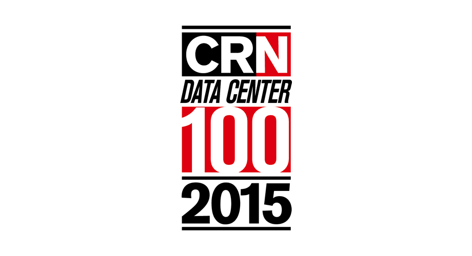 CRN Data Center 100 2015 Logo