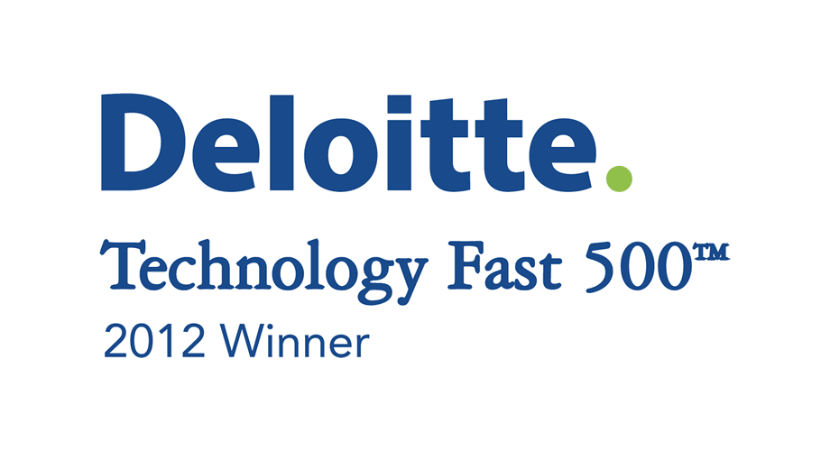 Deloitte Technology Fast 500 2012 Winner Logo