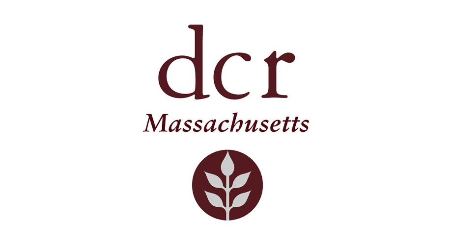 Department of Conservation and Recreation (DCR) Massachusetts Logo