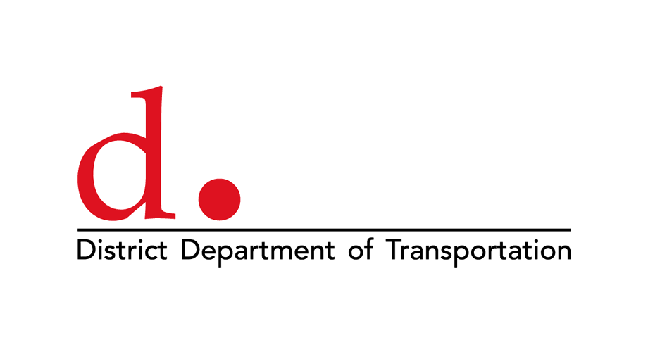 District of Columbia Department of Transportation Logo