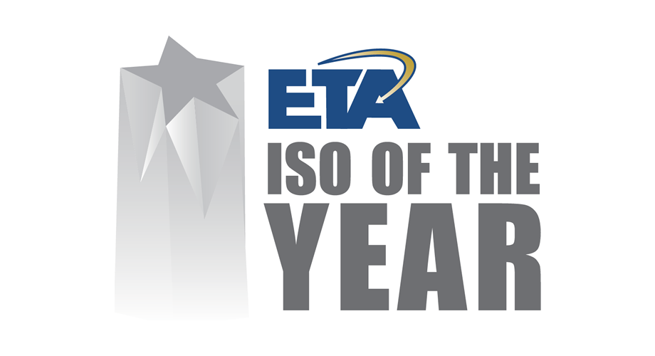 ETA ISO OF THE YEAR Logo