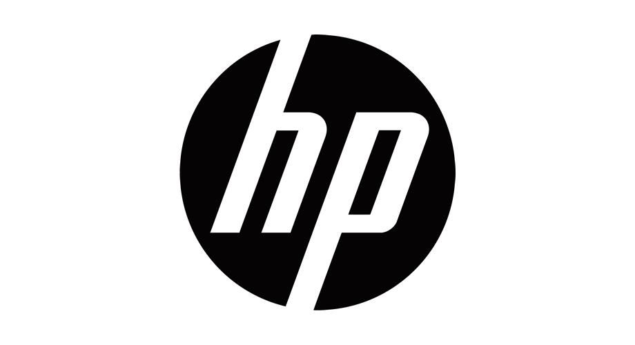 HP Logo (Black)