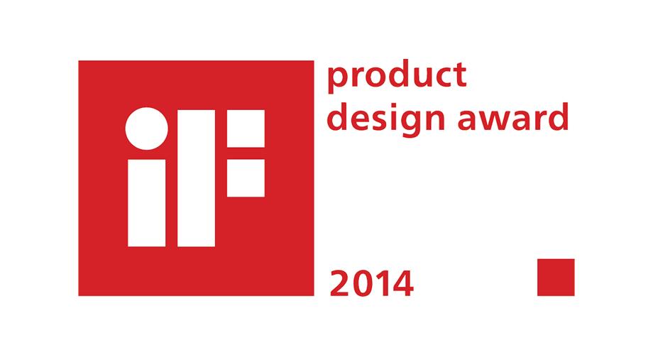iF Product Design Award 2014 Logo