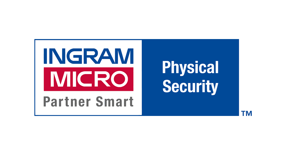 Ingram Micro Physical Security Logo