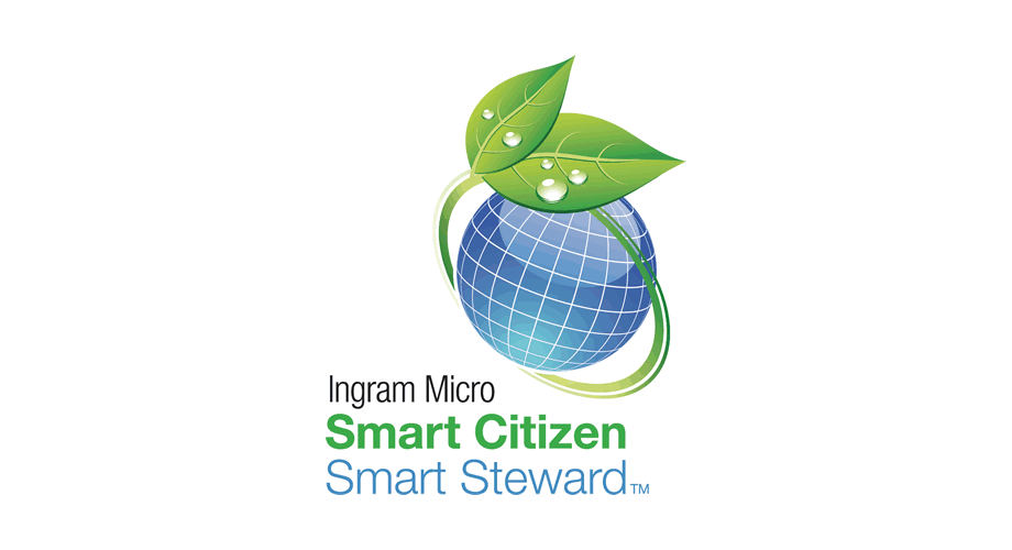 Ingram Micro Smart Citizen, Smart Steward Logo