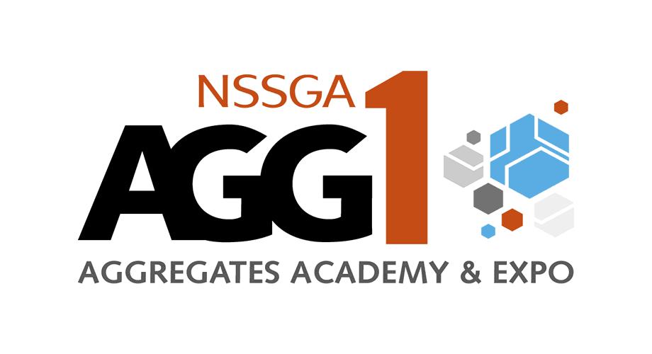 NSSGA AGG1 Aggregates Academy & Expo Logo