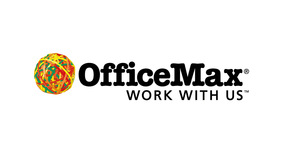 OfficeMax Work With US Logo