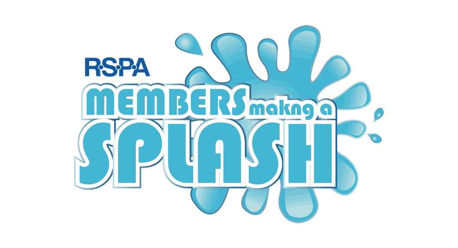 RSPA Members making a Splash Logo